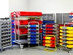 Sistemas de clasificación y compartimentación